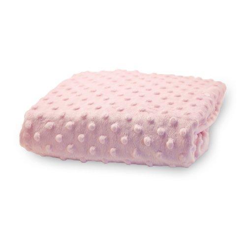 Rumble Tuff Minky Dot Changing Pad Cover, Pink,Compact by Rumble Tuff [並行輸入品]   B01BM2I01A