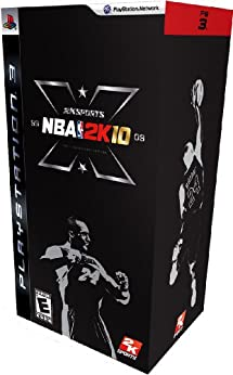 NBA 2K10 Anniversary Edition - Playstation 3