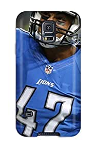 7324425K578264051 detroit lions NFL Sports & Colleges newest Samsung Galaxy S5 cases