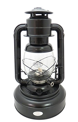 (Dietz #2500 Jupiter Oil Lantern (Black))