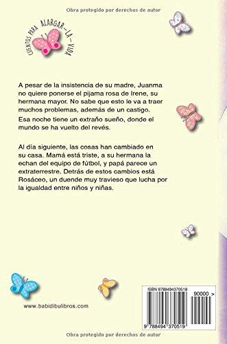 El Duende del Pijama Rosa (Spanish Edition): Felisa Moreno Ortega, M Jesús Campos García: 9788494370519: Amazon.com: Books