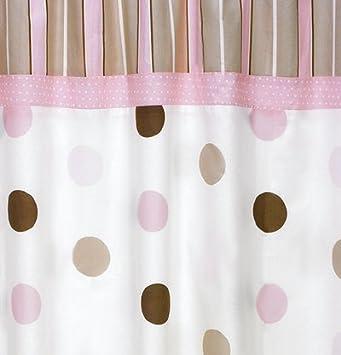 Brown And Pink Bathroom Decor
