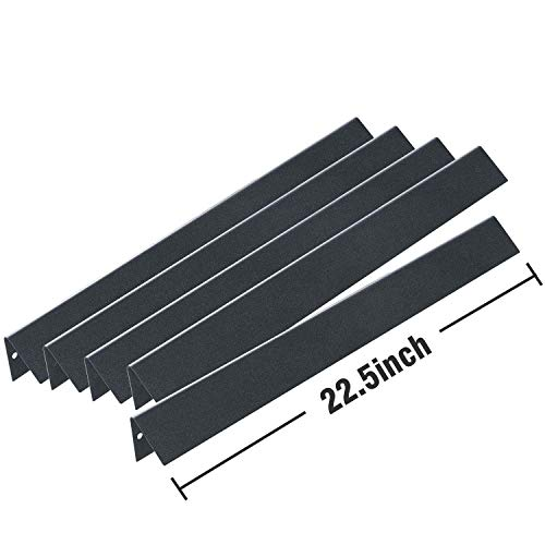 Weber 7536 Porcelain-Enameled Flavorizer Bars for Weber Spirit and Genesis Grills (22.5 X 2.3 x 23) inches - 23 Grill Inch