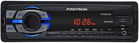 MP3 POSITRON PST2210UB SLIM COM SELECAO DE PASTAS USB MICRO SD AUXILIAR FRONTAL RCA FM PST PST2210UB