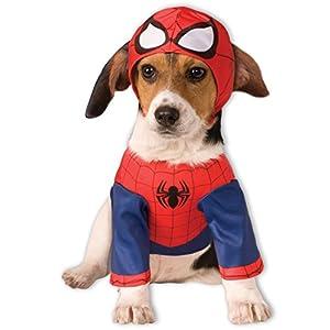 Rubie's Marvel Universe Spider-Man Pet Costume, Large
