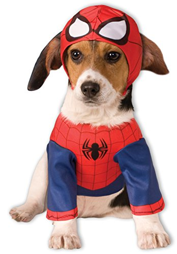 Rubie's Marvel Universe Spider-Man Pet Costume, Large -