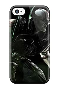 Tpu Case For Iphone 4/4s With MarvinDGarcia Design 7624709K22449422
