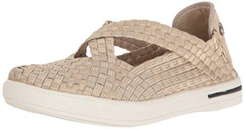 Bernie Mev Womens Brooklyn Fashion Sneaker Light Gold SHp5tQrKJo