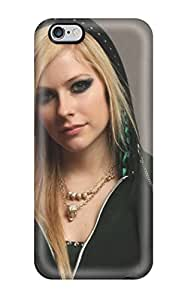 High-quality Durable Protection Case For Iphone 6 Plus(celebrity Avril Lavigne)
