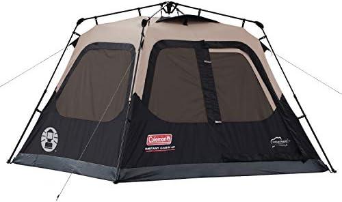 Coleman instant tent 4