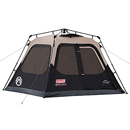 Coleman Cabin Tent with Instant Setup | Cabin Tent...