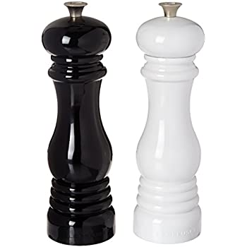 Amazoncom Le Creuset of America Petite Salt and Pepper Mill Set 5