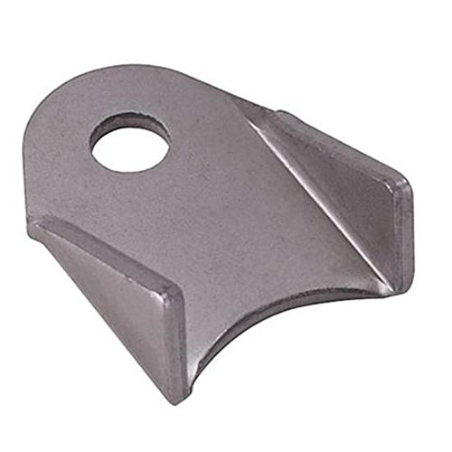 1-3//4 Inch with 3//8 Inch Hole Weld-On Chassis Tabs