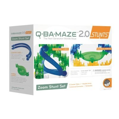Q Ba Maze 2 0 Zoom Stunt Set