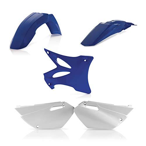 02-14 YAMAHA YZ85: Acerbis Plastic Kit (OEM Colors)