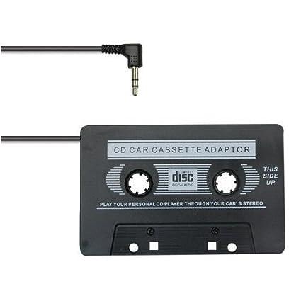 BestBuy-24 - Adaptador cassette de coche para MP3, iPod o iPhone