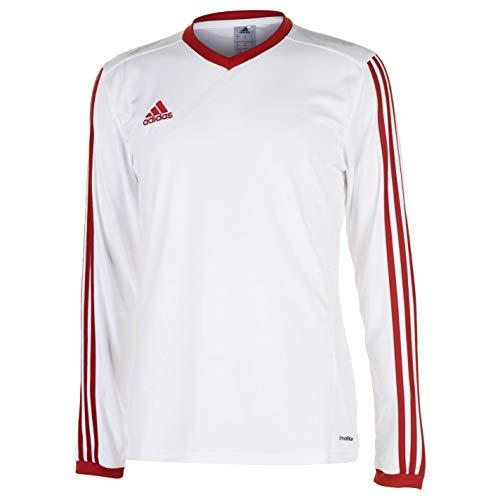 Ls Rouge Football Manche neuf Homme De Pour Marine Tabe Cyan Maillot Adidas Blanc Bleu 14 Longue Jsy Super q4xT1BEB