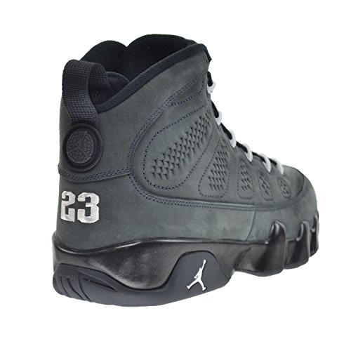 faa756d013b00 Air Jordan 9 Retro Mens' Shoes Anthracite/White-Black 302370-013 ...