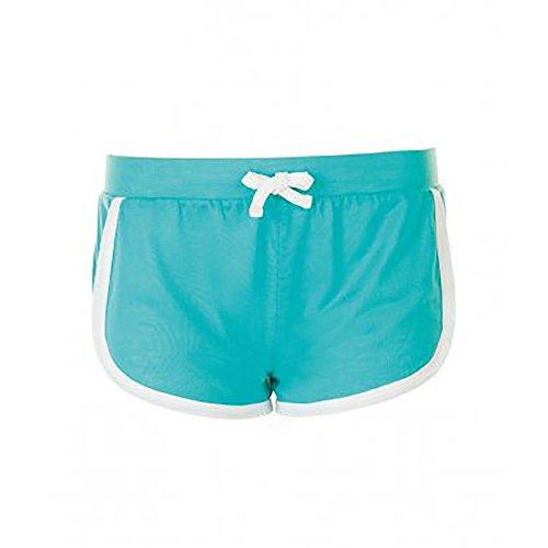 SOLS - Pantalones cortos modelo Janeiro para mujer Amarillo