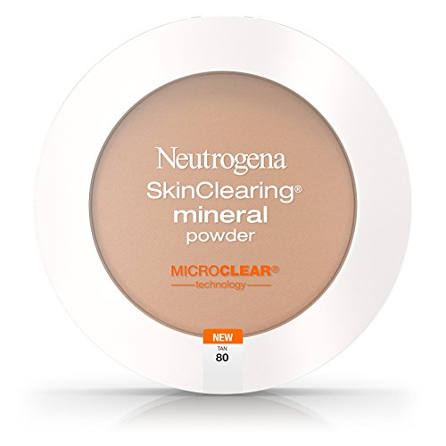 Neutrogena Skinclearing Mineral Powder Tan
