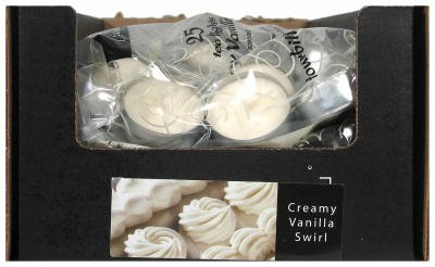 CANDLE LITE Classics 25-Count Creamy Vanilla Swirl Scented Tealight Candles