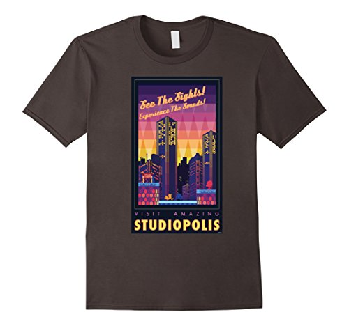Men's Sonic Mania: Studiopolis Zone T-shirt (limited edition