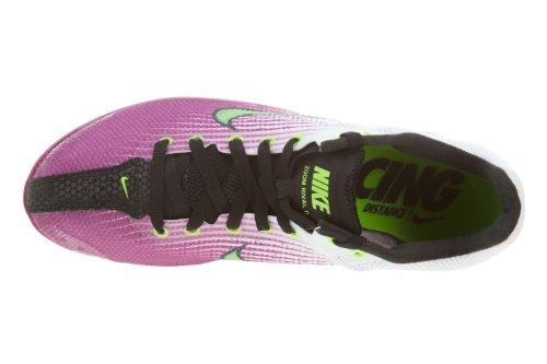 Nike Zoom Rival Mujeres Estilo: 53 221 Sport Trainer Zapatos White/Black-Vivid Grape