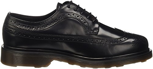 Cult Oxford Nero Ozzy Uomo 414 Scarpe Stringate Basse Low Black gWvqpargB