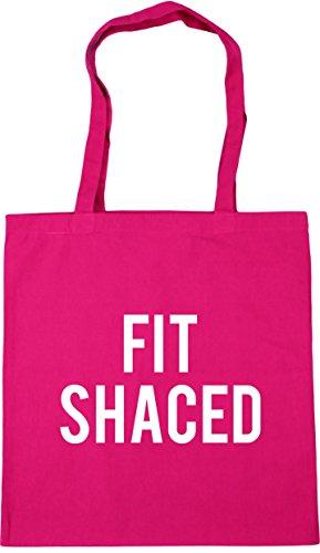 10 Fuchsia Shopping x38cm HippoWarehouse Gym 42cm litres Tote Fit Bag Shaced Beach 7ZFFqzfxAw