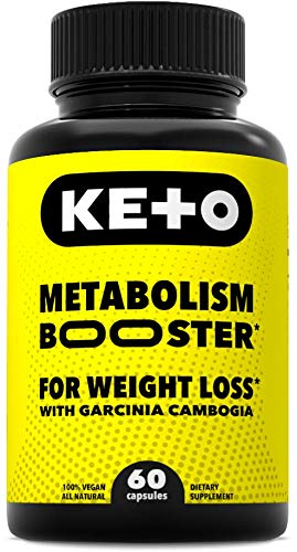 Advanced Metabolism Booster And Carb Blocker Keto Diet