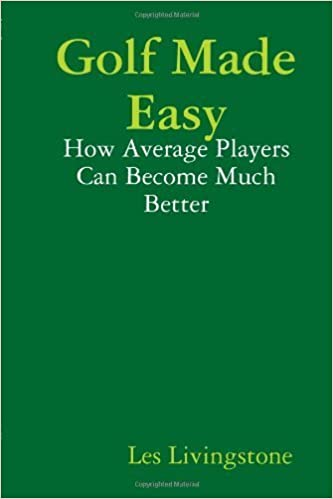 Book Golf Made Easy by Livingstone, Les (2008)