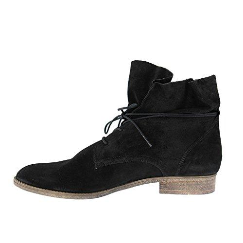 Fumo Boots Donna 14 Desert Schw Stivali sohle Gabor51661 nxpq8Uwx