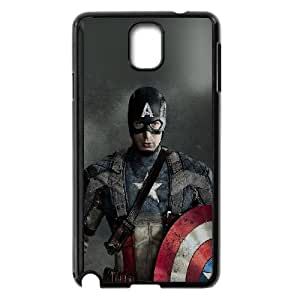 Samsung Galaxy Note 3 Cell Phone Case Black af63 captain america hero JNR2157207