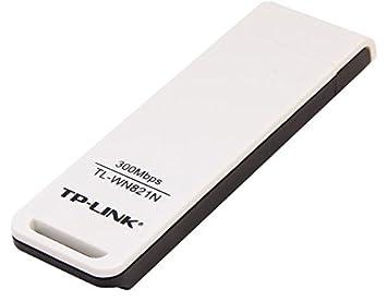 TP-LINK TL-WN821N Tarjeta Red WiFi N300 USB: Amazon.es ...