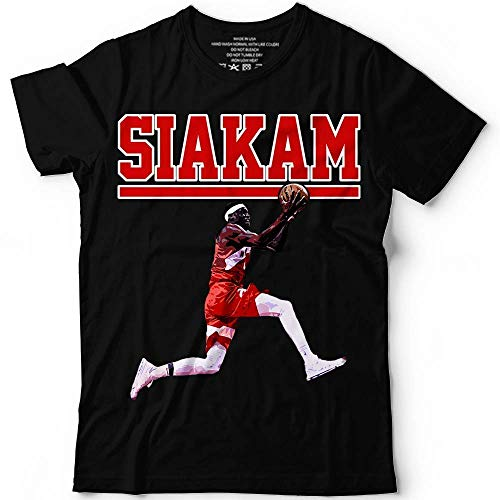 Siakam We-Love-The-North Toronto Champs Maple Winning Canada Customized Handmade Hoodie/Sweater/Long Sleeve/Tank Top/Premium T-shirt ()