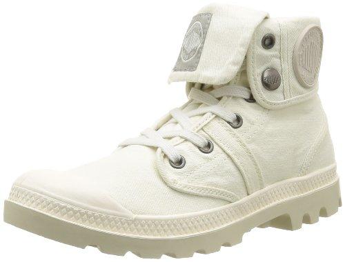 Cassé Cream Baggy Blanc 083 femme Boots Palladium wOqdIUq