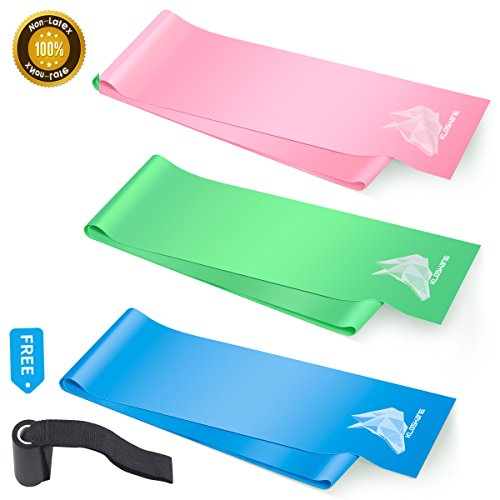 Resistance Non Latex Elastic Exercise Fitness product image