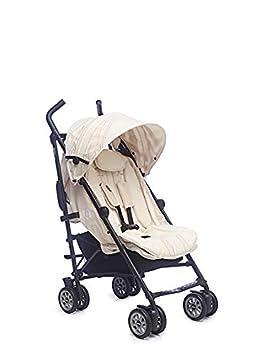 Easywalker - Silla de paseo mini buggy milky jack blanco
