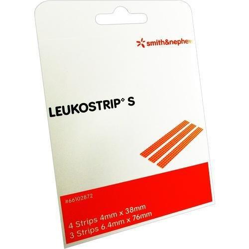 LEUKOSTRIP S Wundnahtstreifen 2 Blatt a 3/4 Str. 2 Packung
