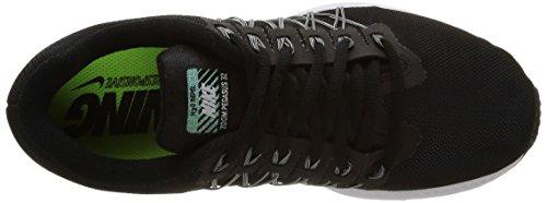 Nike Womens Air Zoom Pegasus 32 (w) Scarpa Da Corsa Nero / Argento Riflettente