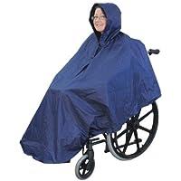 Aidapt - Poncho universal para silla de ruedas