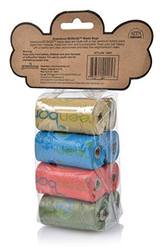 Мешки для мусора Greenbone BioBase Sustainable