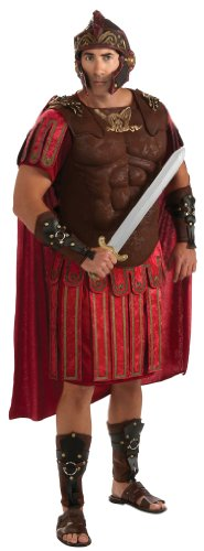 Centurion Costume (Rubie's Costume Co. Men's Roman Centurion Costume, As Shown, Standard)