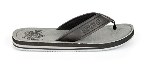 para EU Hombre Choice of 3 42 Urban Colours Sandalias Beach 6xzqn6OP