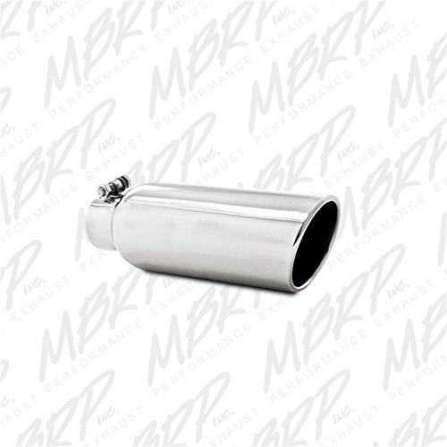 MBRP Exhaust T5150 Exhaust Tail Pipe Tip: