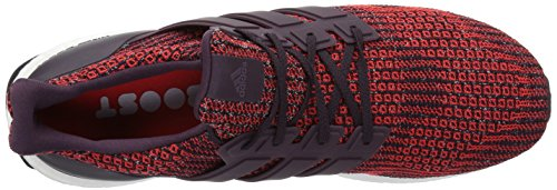 adidas Men's Ultraboost Road Running Shoe, Noble Red/Noble Red/Core Black, 7 M US by adidas (Image #8)