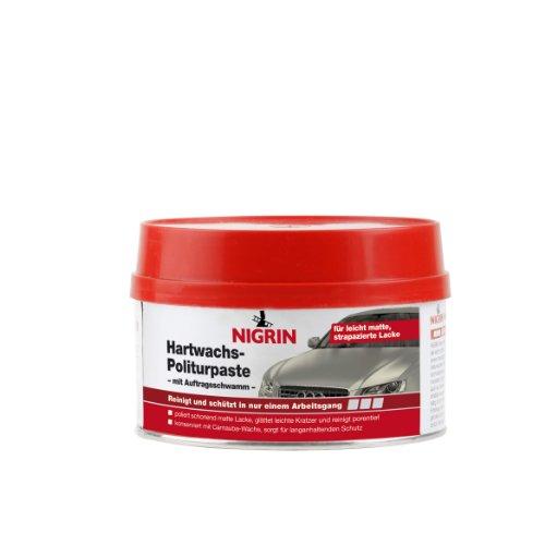 Nigrin 72943 Hartwachs- Politurpaste 250 ml