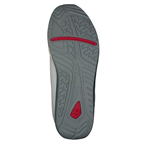 piel abroll de de Medical Wei Mujer Blanco Qualitex HSM Best real Efecto zapatos con x0fRA0q