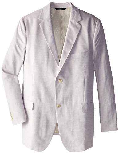 Perry Ellis Big Tall Linen Blazer