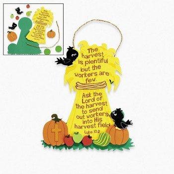 Fall Harvest Crafts - 7